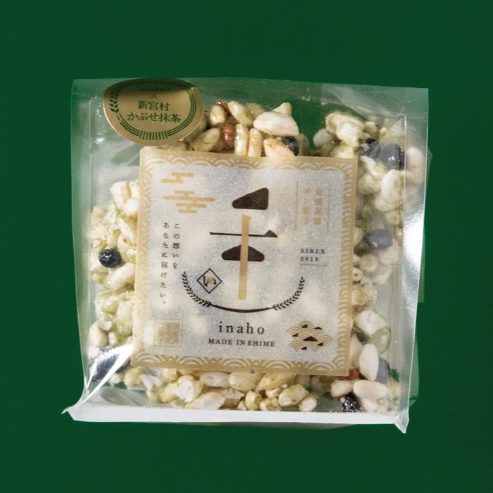 商品名:inaho×新宮かぶせ抹茶【小】